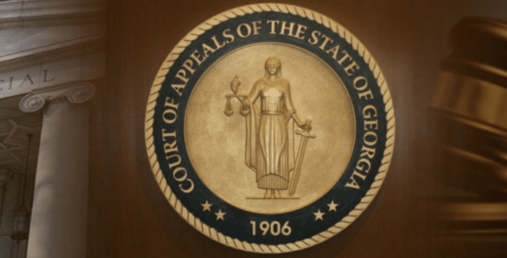 Seal of the Court of Appeals of Georgia