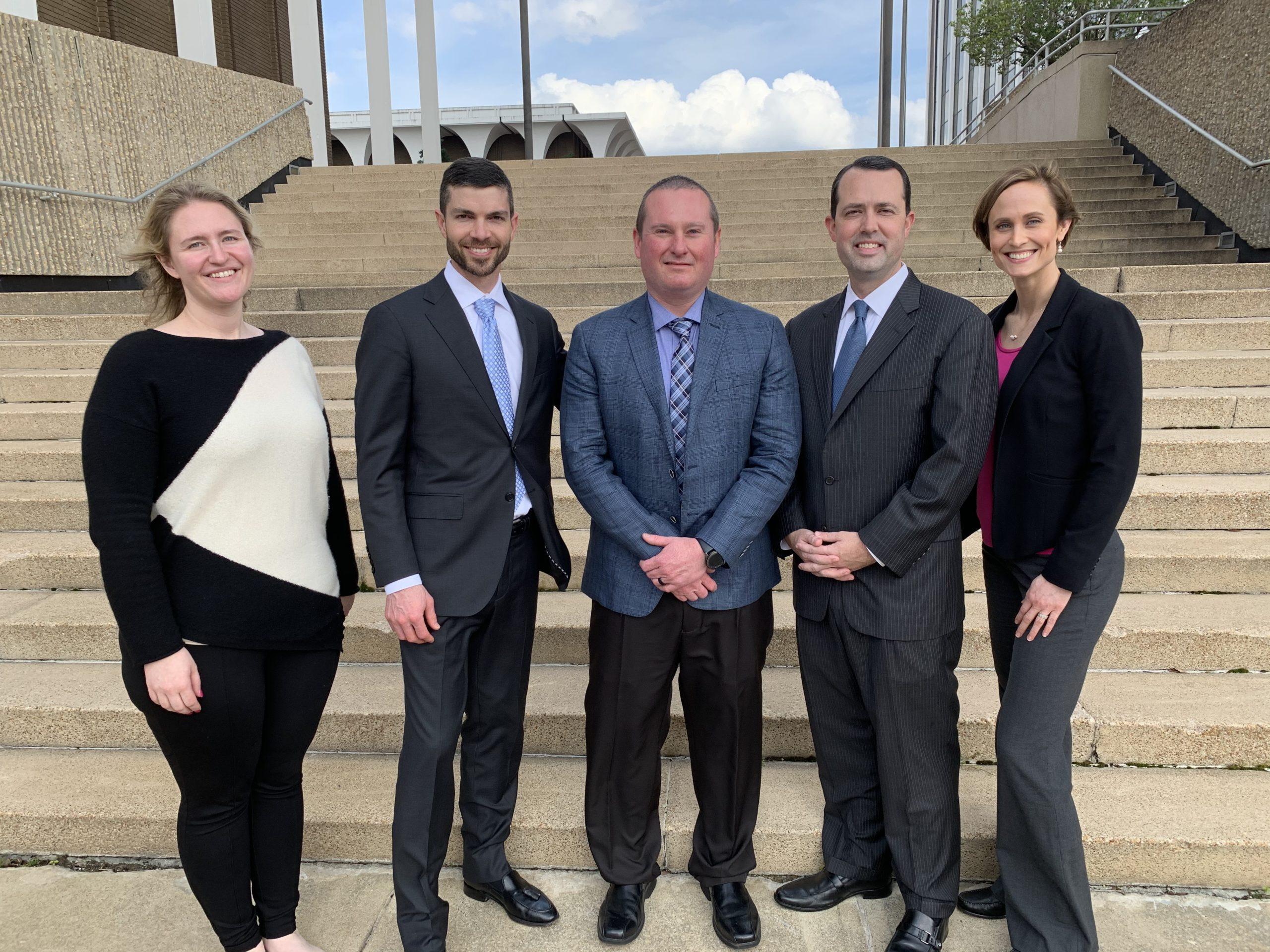 Wells - Trial Team